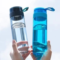 sport water bottle portable outdoor high capacity 650ml travel eco friendly space cup botellas de agua water bottles new da60sp