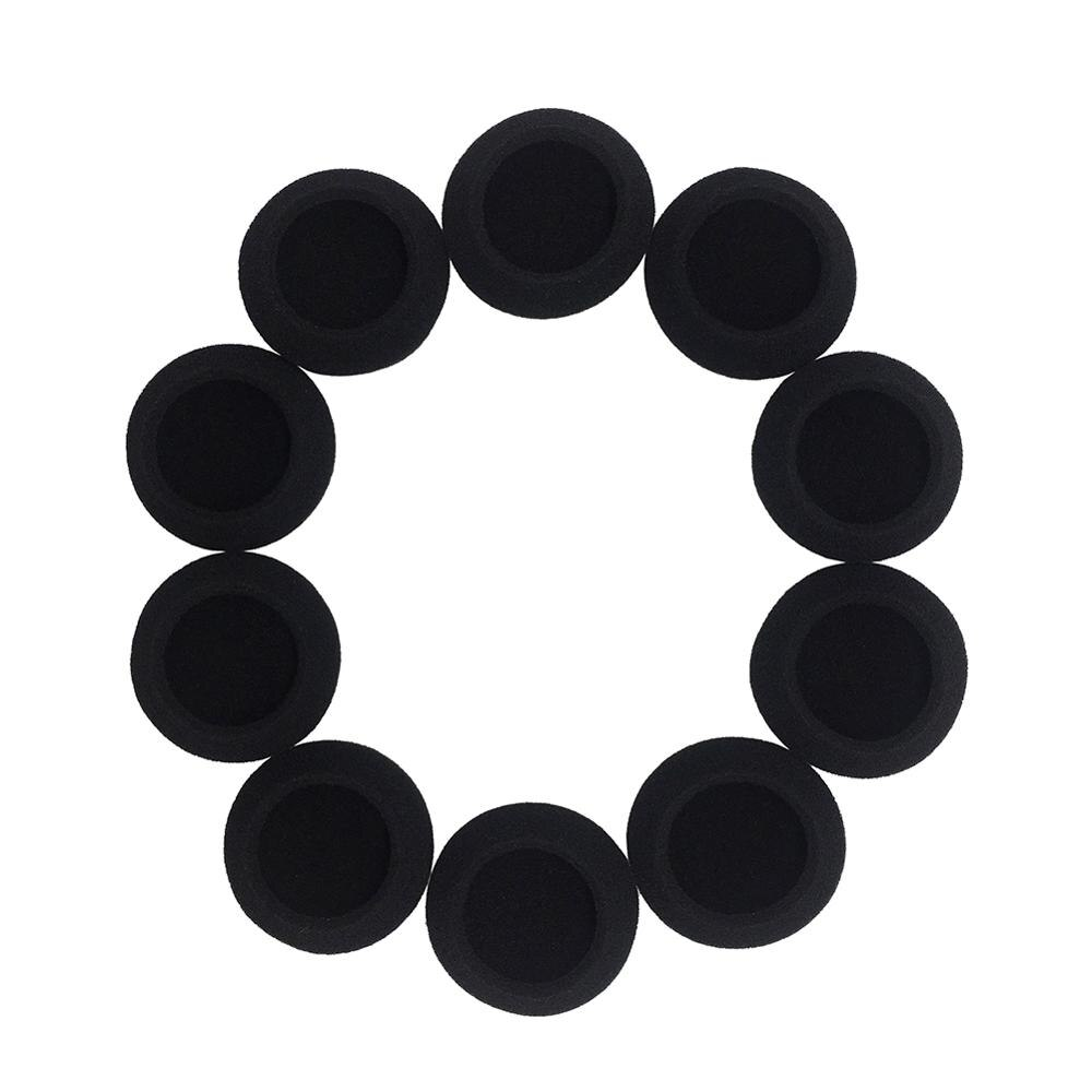 EarTlogis Sponge Replacement Ear Pads for Sennheiser HD420 HD433 HD435 Headset Parts Foam Cover Earbud Tip Pillow enlarge