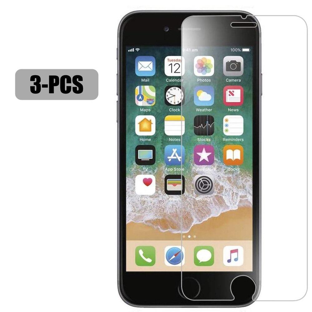 IPhone8 plus Vidrio Protector de pantalla para iPhone6 plus, 6S de 7plus...