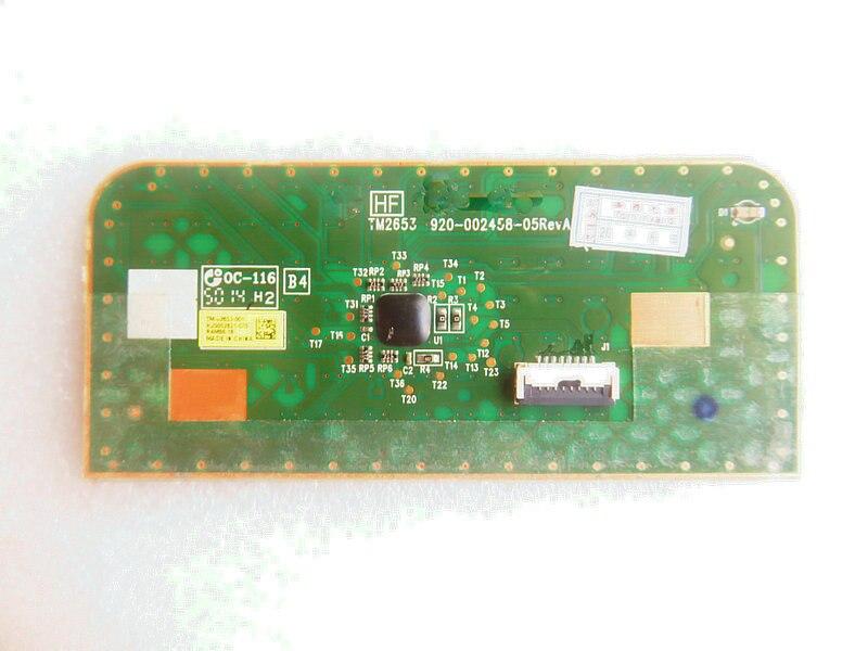 Nuevo original para HP 430 G1 440 G1 450 G2 470 G2 Touch hp ad botón del ratón de TM2653 920-002458-05REVA 920-002458-05