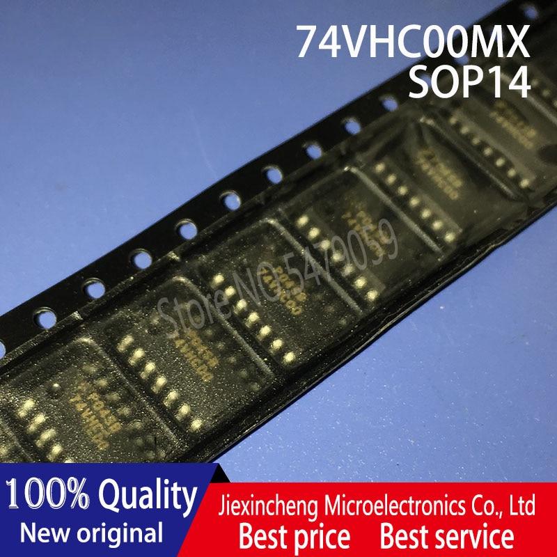 50 sztuk 74VHC00MX 74VHC00 SOP14 nowy oryginał