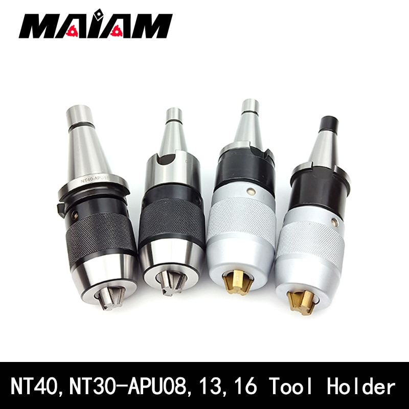 حامل أداة دقيقة CNC ، NT30 ، NT40 ، APU08 ، APU13 ، APU16 ، سلسلة nt ، apu ، 100% ، جديد ، 0.05