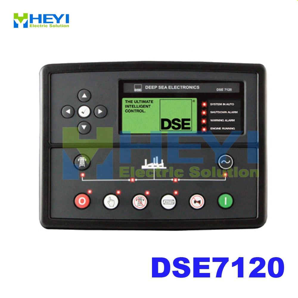 Controlador automático do gerador do módulo de controle dse7120 dse