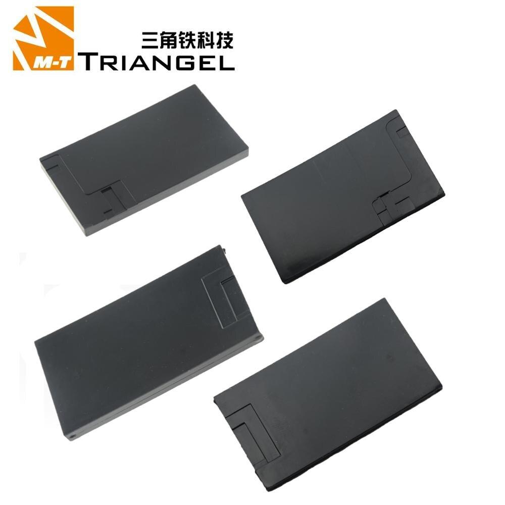 Laminação de Borracha Preta de Silicone Pad Mat Molde LCD Para iPhone 8 7 6 6s XS Mais Max XR LCD Reparação Tela Sensível Ao Toque