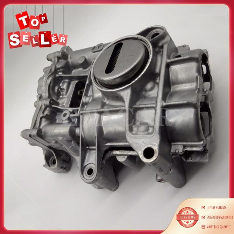 1 قطعة عالية الجودة أجزاء محرك سيارة مضخة زيت 15100-5A2-000 15110-5A2-000 يناسب لهوندا أكورد 2014 2015