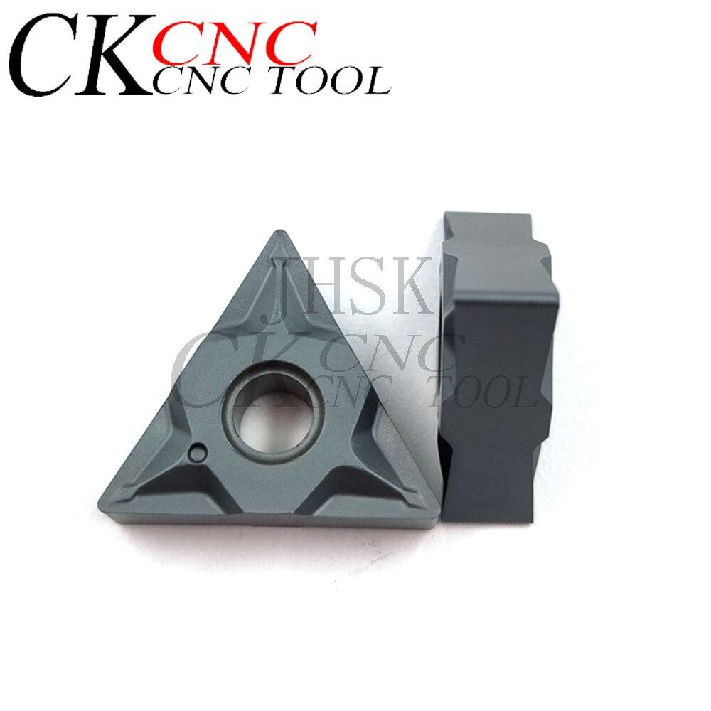 10pcs TNMG160404 NN LT30 TNMG160408 NN LT10 external blade turning tools carbide insert for machine type tungsten carbide cutter