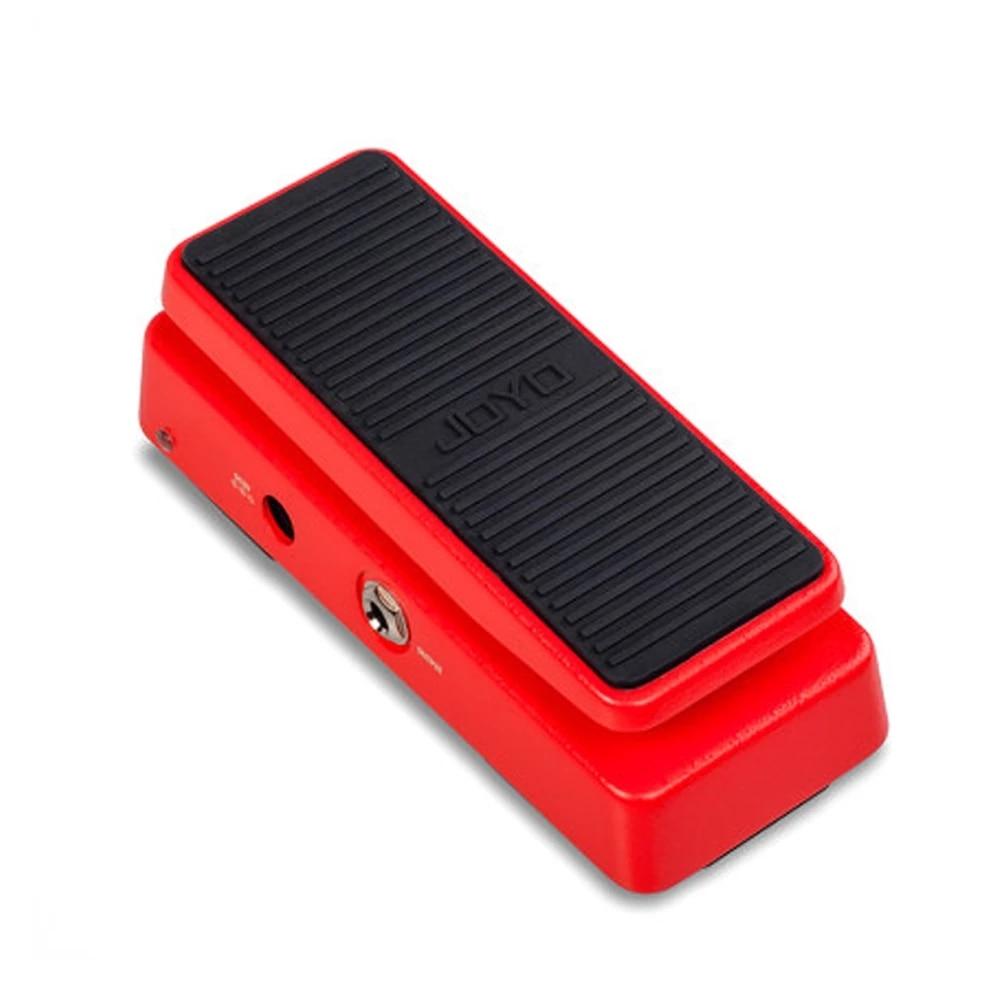 JOYO Wah-II Pedal Volume Pedal Mini Portable Guitar Pedals Multi functional WAH Guitar Parts Accessories enlarge