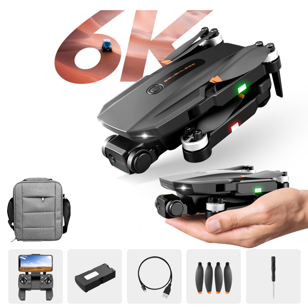 NEW RG101 GPS Drone 6K HD Camera 5G Professional Anti-Shake Aerial Photography Brushless Quadcopter 3.0km