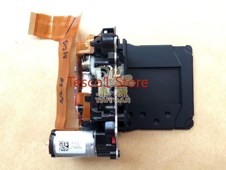 مجموعة مصراع الكاميرا الأصلية لنيكون D3100 D5100 ، أجزاء إصلاح المحرك والفتحة