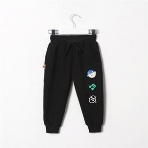 New Multi-style Arrivels Sports Pants 24m-8Y Kids Boy Girl Cartoon Long Pants Toddler Trousers Bottoms Sweatpants Kids Leggings