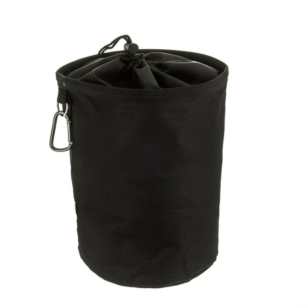 Gran bolsa para estacas ropa colgante Clip de almacenamiento con gancho impermeable a prueba de polvo bolsas hogar almacenamiento