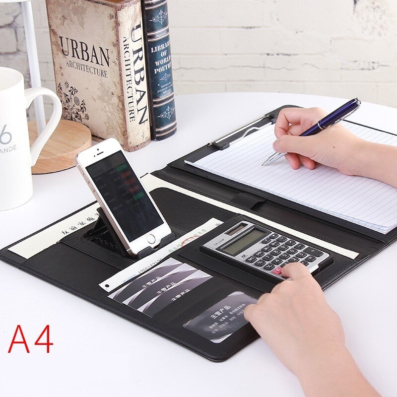 Custom A4 telephone support documents, business folders, conference manager, calculator, document manager, design, school,
