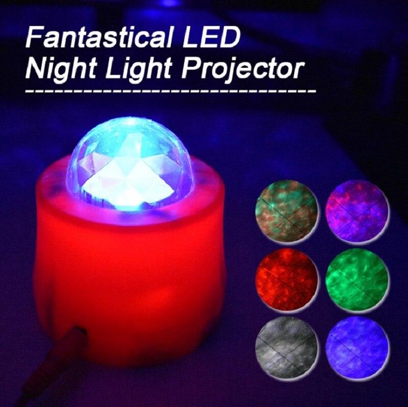 عرض LED سماء مرصعة بالنجوم ، ينتج صورة السماء المرصعة بالنجوم ، المحيط ، القمر ، الماء ، الليزر ، ضوء المرحلة ، usb ، للاستخدام الداخلي ، هدية الك...
