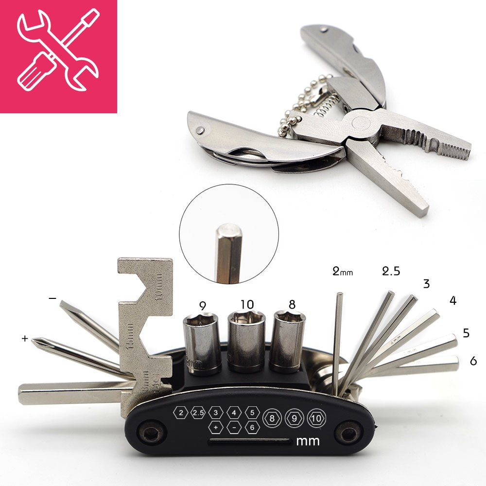 2-10mm motocicleta chave de fenda ferramentas acessórios para honda fmx 650 honda vfr 800 bmw r850r yamaha farol suzuki dl650