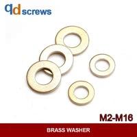 m2m2 5m3m4m5m6m8 m16 brass washer gasket environmental protection copper gasket