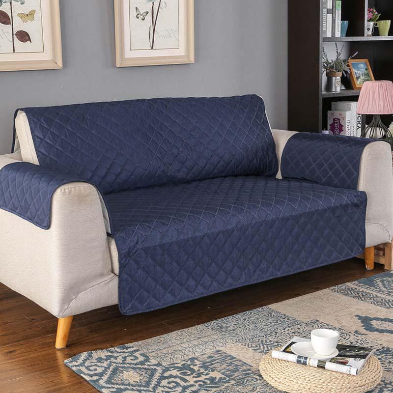 مقاوم للماء أغطية 1/2/3 مقعد أريكة غطاء قابل للإزالة كرسي ديوان حامي