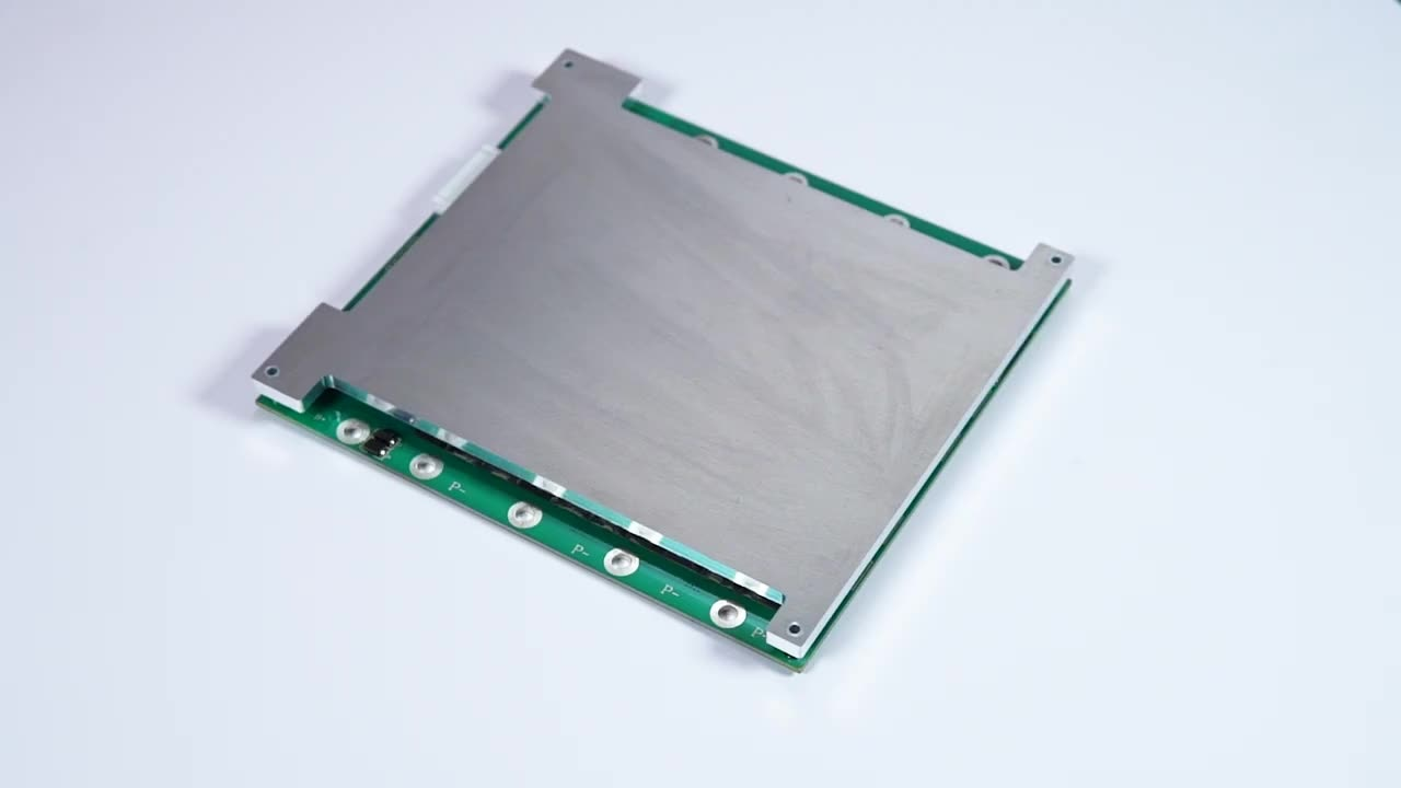 Protection circuit  board 30S 32S 35S 100A 150A 170A BMS  with balance for Li-ion LiFePo4 battery pack