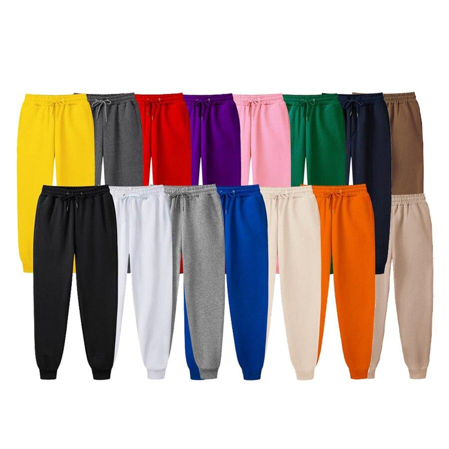 AliExpress - Mens Joggers Casual Pants Fitness Men Sportswear Tracksuit Bottoms Skinny Sweatpants Trousers Black Gyms Jogger Track Pants