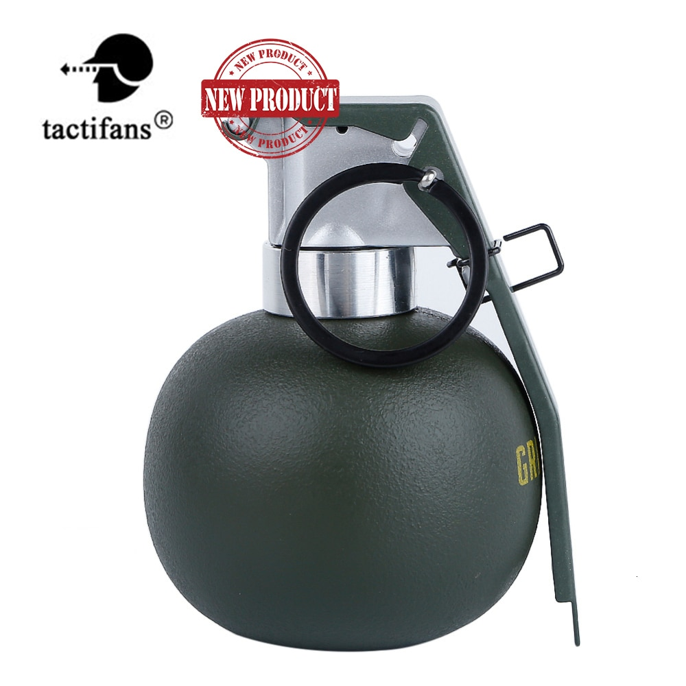 Dummy Grenade BB Holder Storage Container Grenades M67 Frag Gren Model Plastic Costume Military Airsoft Shooting Accessories