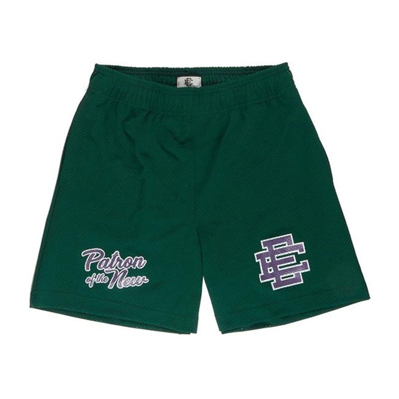 Eric Emanuel EE Basic Short NEW YORK CITY SKYLINE 2021 men's casual shorts fitness sports pants summ