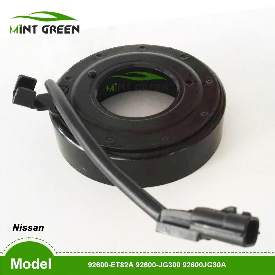Para a bobina 92600-et82a 92600-jg300 92600-jg30a X-TRAIL mm * 66mm * 2.5mm * 45mm do compressor da c.a. da bobina da embreagem de nissan 101 t31 27.5