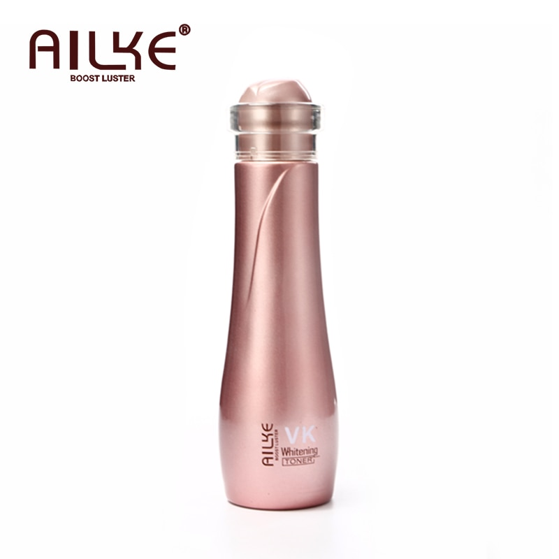 AILKE rose Facial cleanser women Whitening Hydrating Moisturizing  cleaning cleaner  Anti-Wrinkle  oil control face care Toner