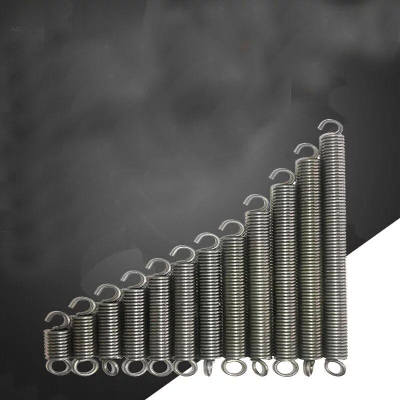 Пружины расширения удлинителя пружины провода диаметром 1,4 мм OD 8 мм