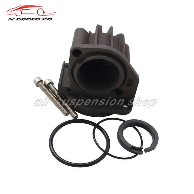 for Mercedes-Benz W220 A6C5 Air Compressor Cylinder w/ Piston Ring Crews Original Repair Kits 2203200104 2113200304 2113200104