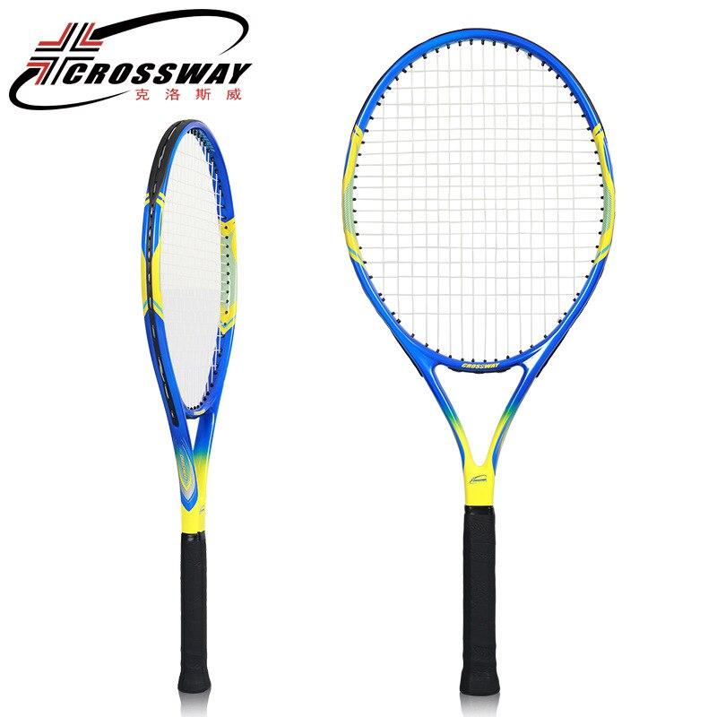 NEW High Quality Tennis Racket Professional Adults Men And Women Tennis Racket Outdoor Rakiety Do Tenisa Racquet Sports BD50TB