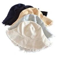female burrs bucket hats harajuku bucket hat fishing outdoor panama hip hop cap mens summer for fisherman hat women
