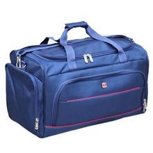 Male Men Travel Bag Portable Molle Women Tote Waterproof Oxford Casual Travel Duffel Bag Black Luggage 2019 New Bags XA218K