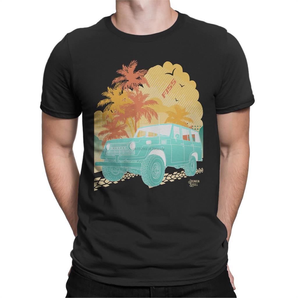 FJ55 Toyota Land Cruiser Aloha serie camiseta
