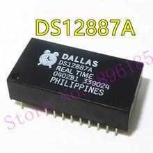 Lot de 1 DS12887A   DS12887 + DS12887 DS12C887A DS12C887 + DIP-19 en Stock