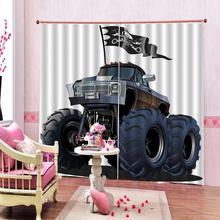 Rideau de douche décoration voitures   Grande Suspension populaire de monstre avec drapeau de Pirate crâne mort, rideaux de route disponibles