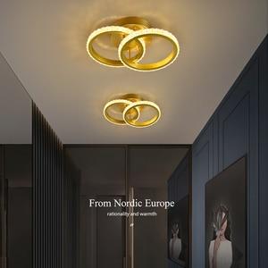 Aisle Light Corridor Light Modern Minimalist Light Luxury 2021 New Personality Creative Entrance Light Balcony Light Porch Light