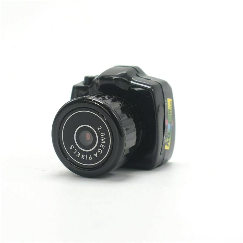 HOT  Y2000 Mini Camera Camcorder HD 1080P Micro DVR Camcorder Portable Webcam Recorder Camera