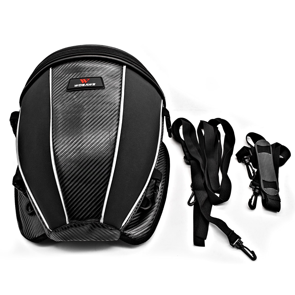 Motorcycle Tail Bags Motorbike Back Seat Storage Bag Saddlebag Multifunctional Waterproof Motocross Racing Travel Bag accessory