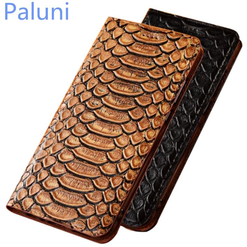 Cubierta de teléfono de negocios de cuero genuino de gama alta ranura para tarjeta para VIVO NEX 3S 5G/VIVO NEX 3 5G/VIVO NEX 2 Flip Phone Case Stand Coque