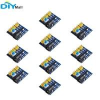 10pcs dc dc 12v to 3 3v 5v step down power supply module buck converter board