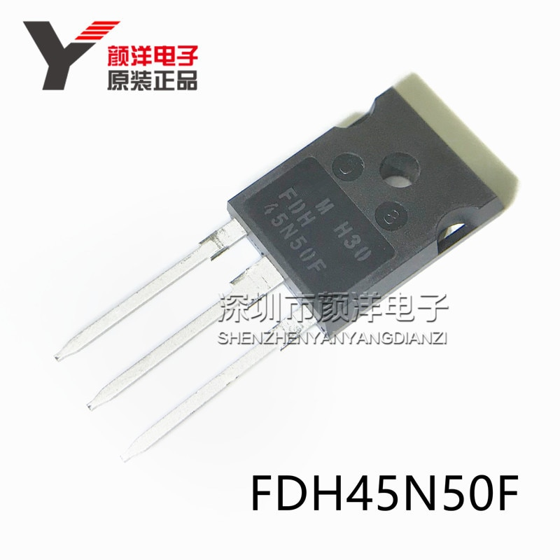 10pcs-to-247-fdh45n50f-to247-45n50f-field-effect-transistor-new-and-original