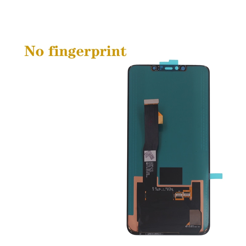 Original Amoled display for Huawei Mate 20 pro LCD display touch screen digitizer component with fingerprint repair parts enlarge