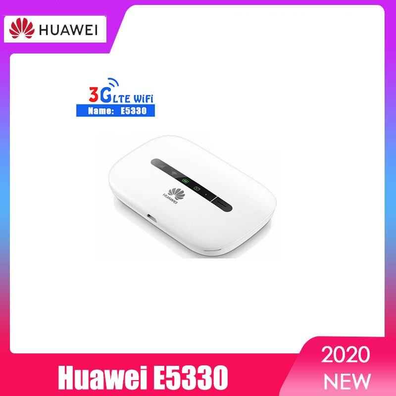 Unlocked Huawei E5330 3G Router Mobile Hotspot Pocket MiFi Wireless Modem