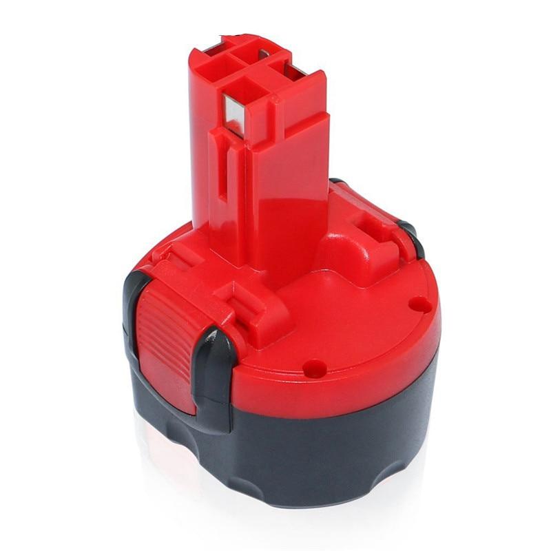 Para bosch 3000 mah 9.6 v 3.0ah bateria da ferramenta elétrica 2607335707,2607335272, 2607335260, bat0408, bat100, bat119 de alta qualidade
