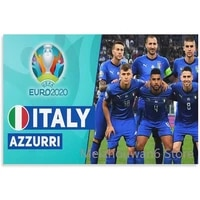 tin sign metal plate italy squad for european cup 2021 european cup poster decorative wall art living room bedroom sign 30x20cm