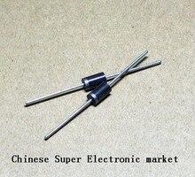 20 piezas FR307 FR309 HER208 HER308 HER508 SR260 SR540 SR560 SR3100 SR5100 SF54 SF56 RU2 RU3 BY228 diodo rectificador diodos Schottky