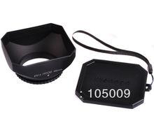 30 37 43 46 52 58 mm Mennon dv-s vis montage DV caméra vidéo numérique objectif avec capuchon