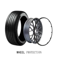 new black automotive 4 piece set 1617181920 inch hub cap skin rim cover for wheel covers caps rim tire protection