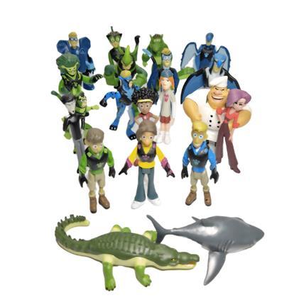 Wild Kratts Doll Toys Action Figure Goku Saint Seiya Gift for Boys Girls Men