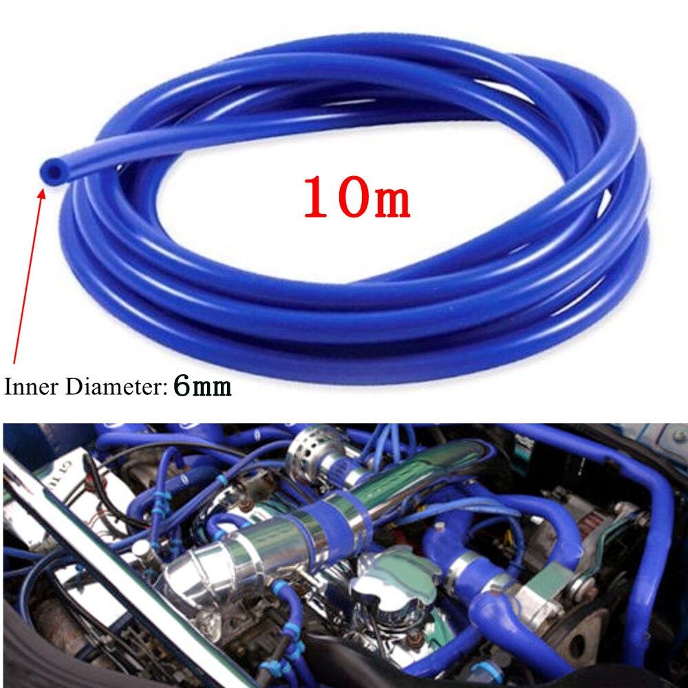 10 м топливный шланг для мотоциклов бензиновые дизельные трубы Замена 1 шт. система подачи топлива прочные и гибкие Детали Карбюратора