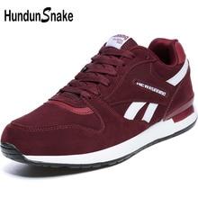 Hundunserpent cuir rouge femmes baskets femmes chaussures de Sport hommes chaussures de course femmes course dames chaussures de Sport Basket Femme T620
